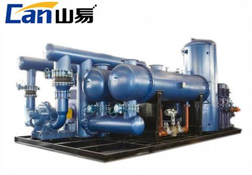 内蒙古汽水式换热机组