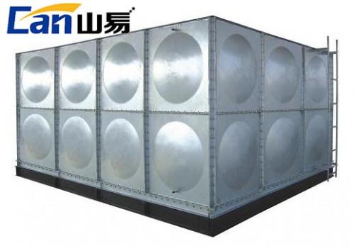 山东不锈钢组合式水箱
